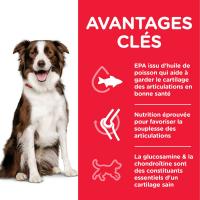 HILL'S Science Plan Adult Healthy Mobility pour chien adulte de taille moyenne