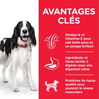 Pâtée HILL'S Science Plan Adult à la Dinde pour chien adulte