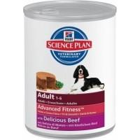 Pâtée HILL'S Science Plan Adult Delicious au Bœuf pour chien adulte