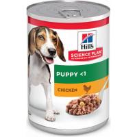 Pâtée HILL'S Science Plan Canine Puppy au Poulet pour Chiot