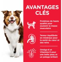 Pâtée HILL'S Science Plan Mature 7+ Poulet pour chien Senior