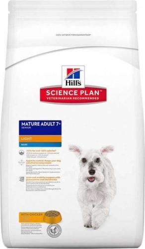Hill's Science Plan Petit Chien Mature Light Poulet