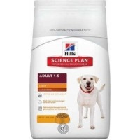 Hill's Canine Adult Light Large Breed Chicken für Hunde - 12kg