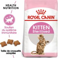 Royal Canin Kitten Sterilised dai 6 ai 12 mesi