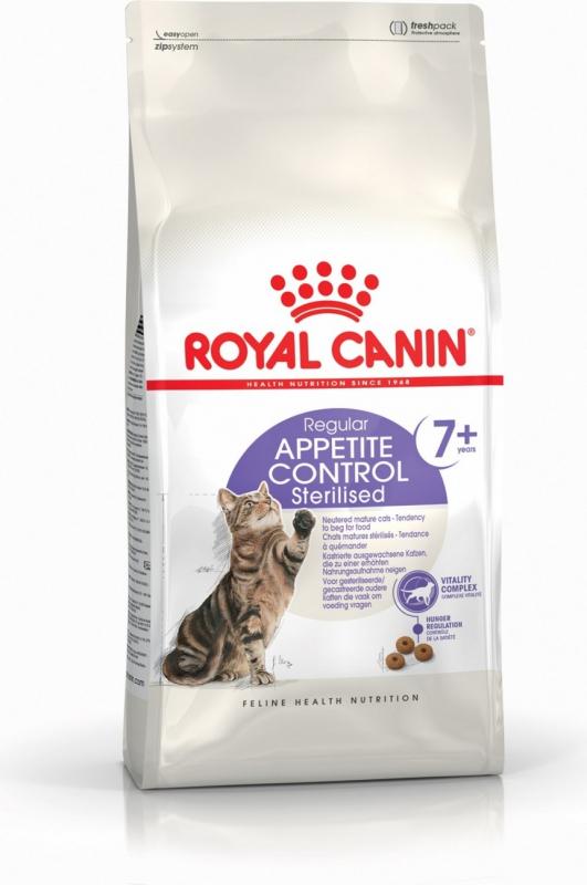 Royal Canin Appetit Control Sterilised 7+