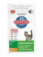 Hill's Healthy Development con Pollo para gatitos