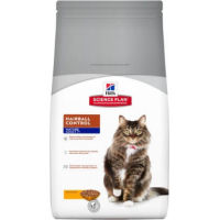 HILL'S Science Plan Mature Adult 7+ Hairball Control pour chat senior
