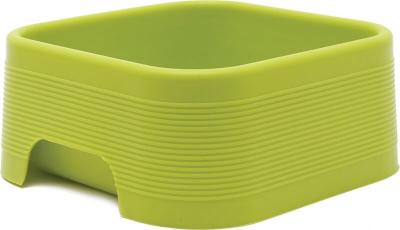 Cuenco de silicona 350 ml verde
