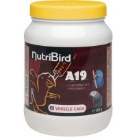 NutriBird A19 Hand Rearing Food for Macaws and African Greys