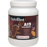 NutriBird A 19 High Energy para la cría manual de pajarillos con altas necesidades energéticas