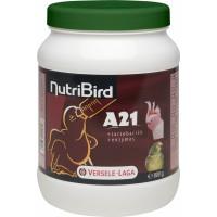 NutriBird A 21 pour l'élevage à la main de toutes espèces d'oisillons