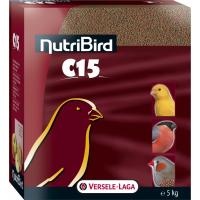NutriBird C 15 Alleinfuttermittel für Kanarienvögel, Exoten und Wildvögel