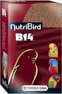 NutriBird B 14 Alleinfutter für Sittiche
