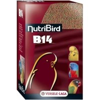 NutriBird B 14 comida para periquitos