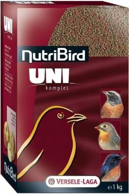 NutriBird Uni Komplet entretien pour petits frugivores et insectivores