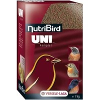 NutriBird Uni Komplet alimento para pequeños frugívoros e insectívoros