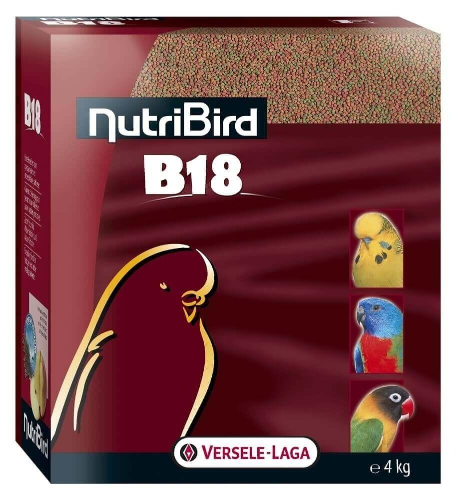 nutribird b 18 zuchtfutter f r wellensittiche futter. Black Bedroom Furniture Sets. Home Design Ideas