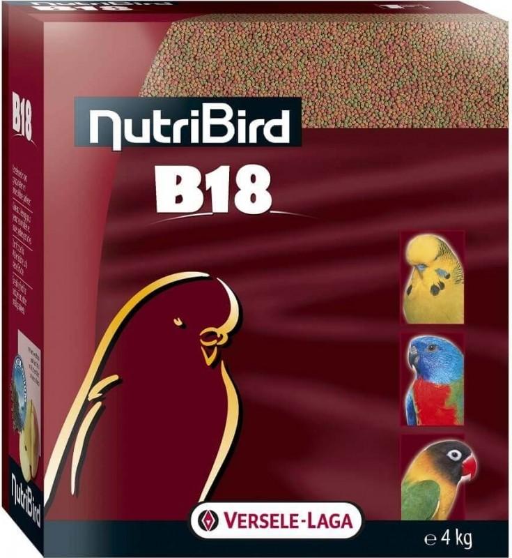 NutriBird B 18 élevage pour perruches ondulées et autres petites perruches