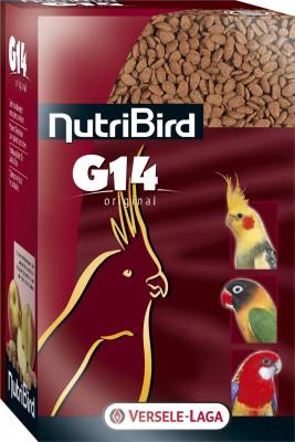 NutriBird G14 Original entretien pour grandes perruches