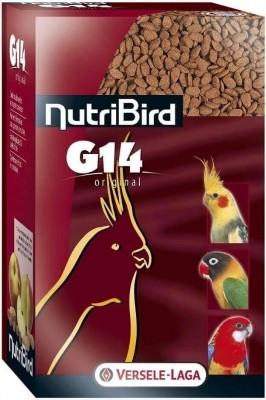NutriBird G 14 Original - Futter für Großsittiche