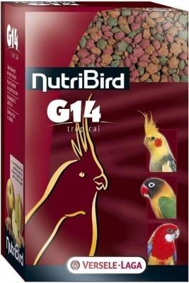 NutriBird G 14 Tropical entretien  pour grandes perruches