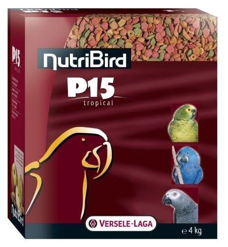 NutriBird P 15 Tropical Nourriture pour perroquets_0