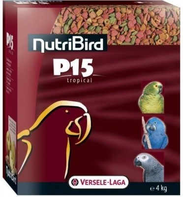 Nutribird P15 Tropical für Papageien