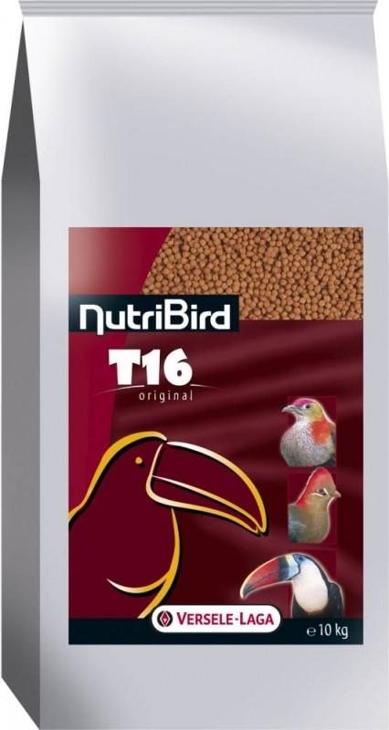 NutriBird T 20 Original élevage pour toucans, touracos et autres grands frugivores