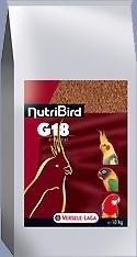 NutriBird G 18 Original élevage pour grandes perruches