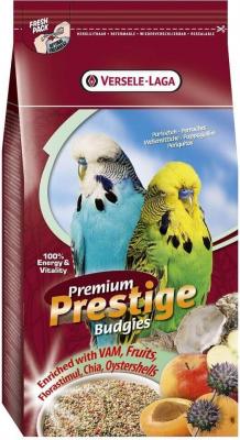Premium Prestige ondulados  para periquitos,