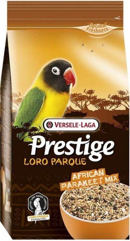 Versele Laga Prestige African Parakeet Loro Parque Mix pour les inséparables et autres petites perruches