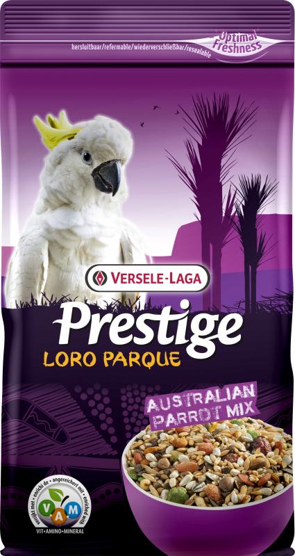 Versele Laga Australian Parrot Loro Parque Mix pour tous les cacatoès