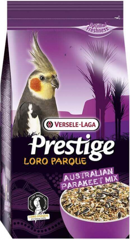 Versele Laga Prestige Australian Parakeet Loro Parque Mix pour perruches australiennes