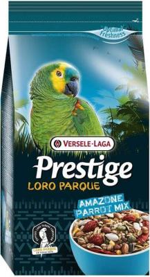 Amazon Parrot Loro Parque Mix für alle südamerikanischen Papageien wie Amazonen, Rotsteißpapageien, kleine Aras und große Sittiche