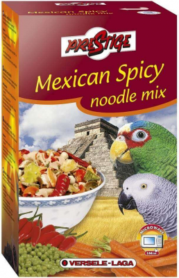 Mexican Spicy Noodle Mix for Parrots and Parakeets