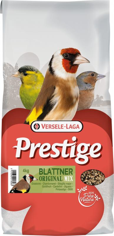 Versele Laga Prestige Blattner chardonneret alimentation pour chardonnet
