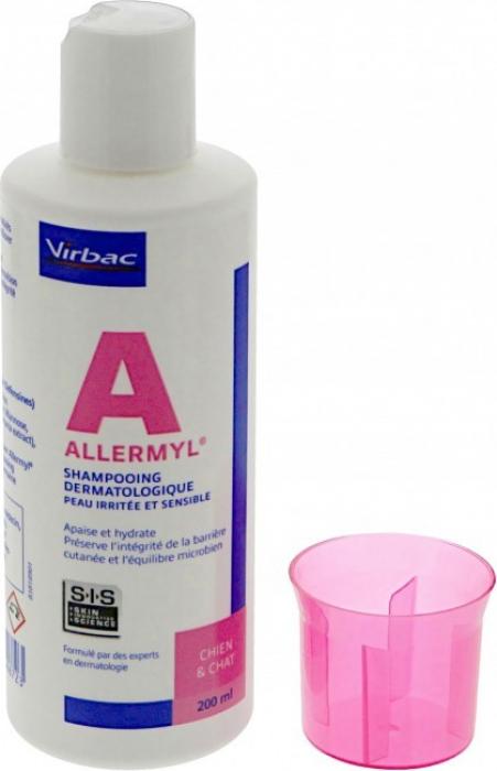 Virbac Allermyl Shampoing dermatologique