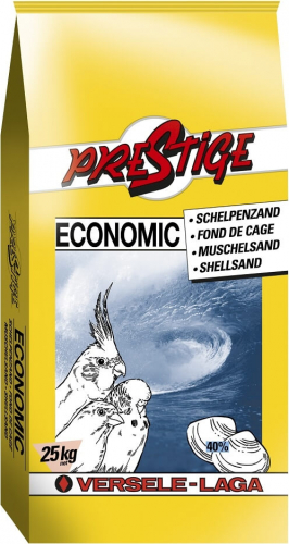 Prestige Economic Fond de cage sable brun anisé