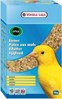 ORLUX Pâtée sèche aux oeufs pour canaris