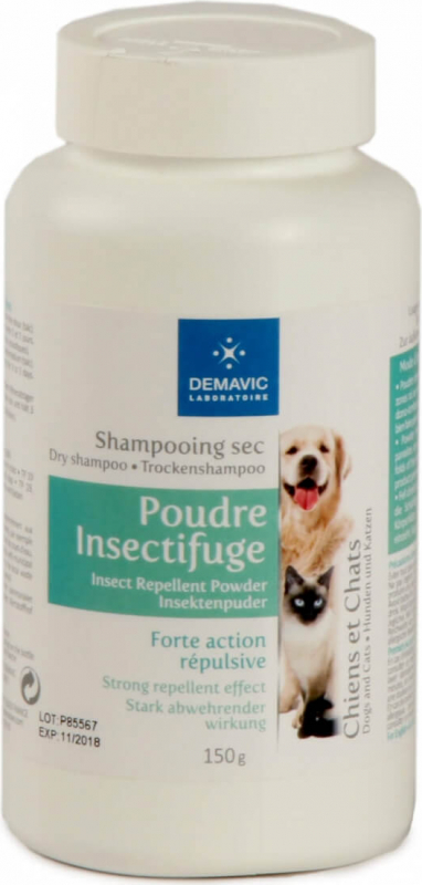 Demavic Poudre insectifuge