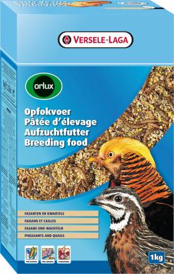 Orlux Aufzuchtfutter für Fasane & Wachteln