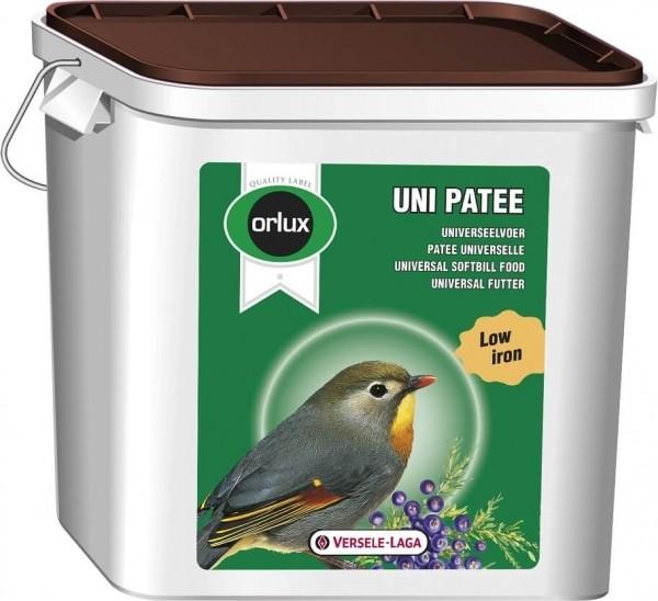 Orlux Uni pâtée pour les petits oiseaux frugivores et insectivores