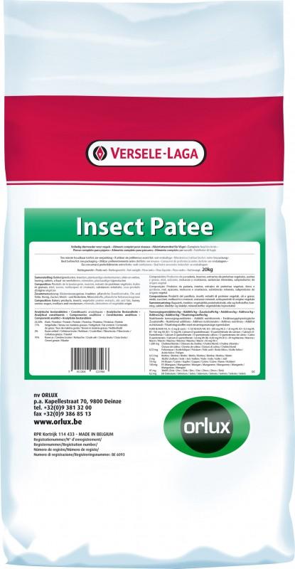 Orlux Insect paté per tutti gli insettivori