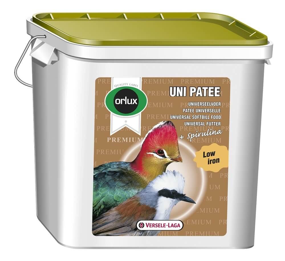 Orlux uni patee f r kleine obst und insektenfressende - Obst und gemuseplatte fur kindergarten ...