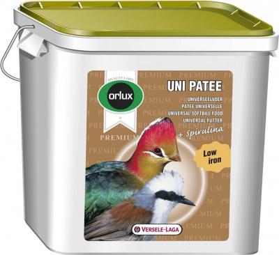 Orlux Uni pâtée Premium pour oiseaux frugivores et insectivores