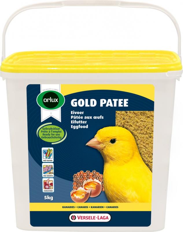Versele Laga Orlux Gold patê de ovos para canários