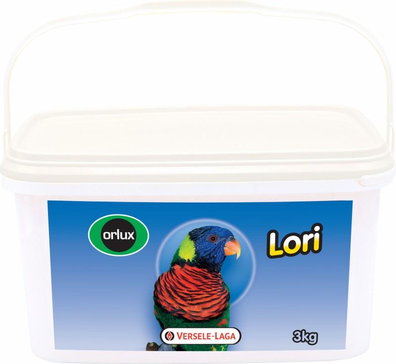 Orlux Lori para loros y periquitos de las higueras