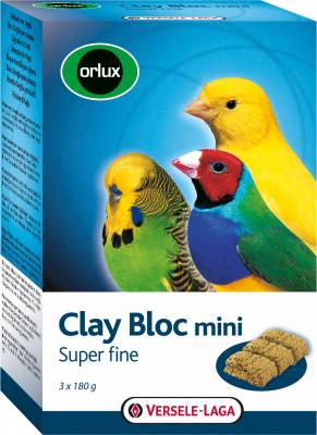 Orlux Clay Bloc Mini super fina