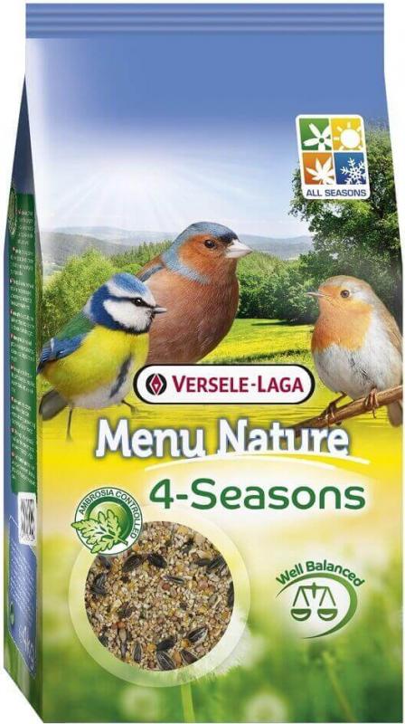 4 Saisons mélange Oiseaux du ciel