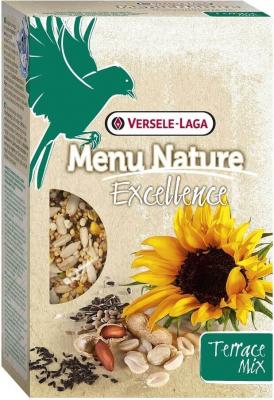 Menu Nature Excellence Terrace Mix graines sans déchets pour oiseaux de la nature